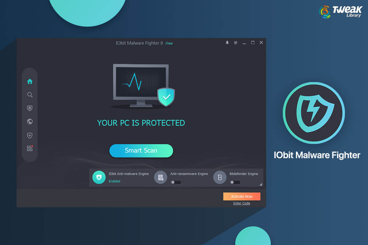 IObit Malware Fighter Review 2021