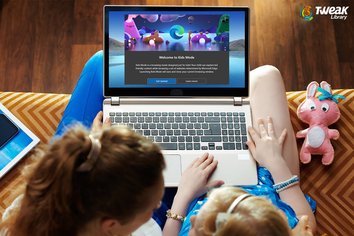 """Microsoft Ups """"Online Children Safety"""" By Introducing Kids Mode In Edge"""