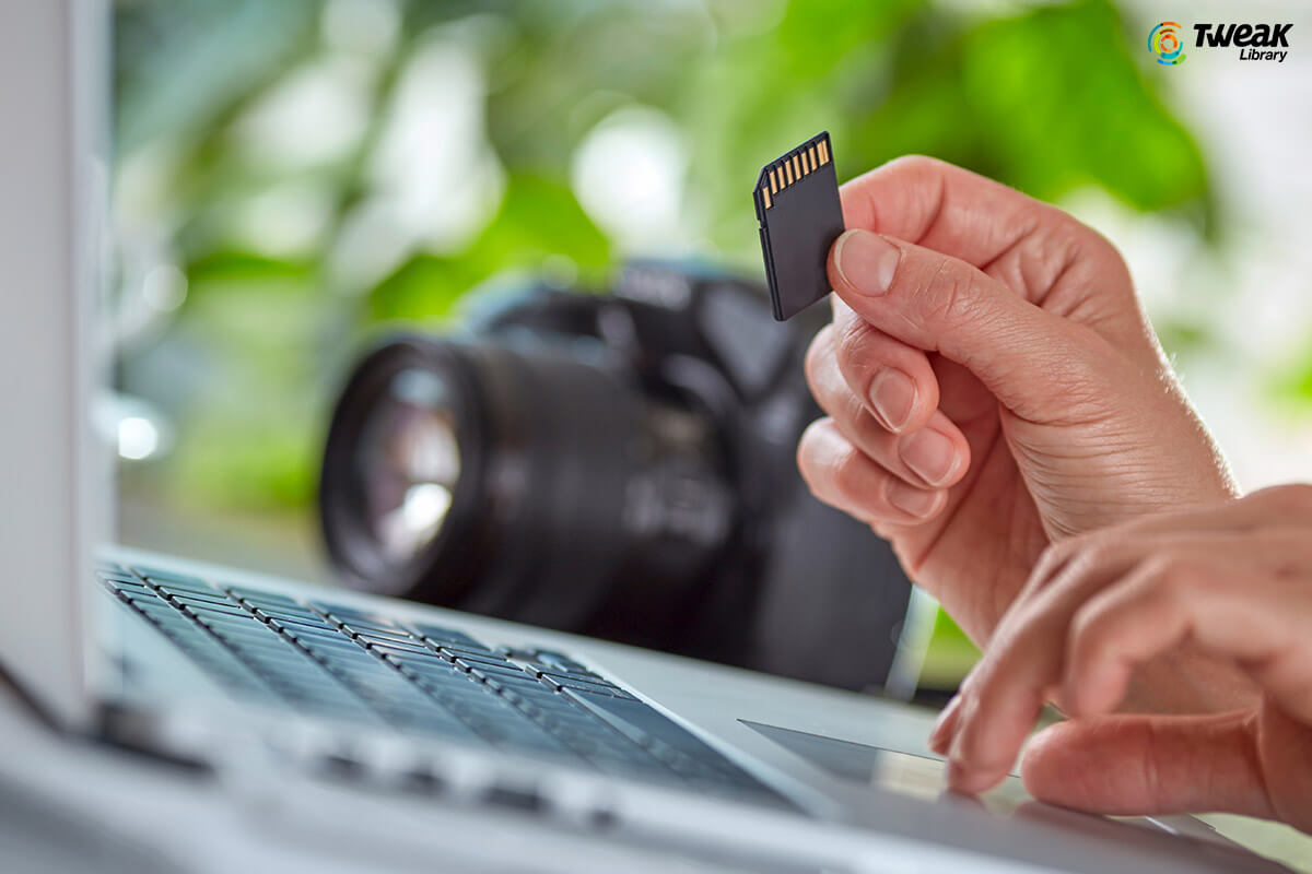 Recover Data from SD Card with Advanced Disk Recovery