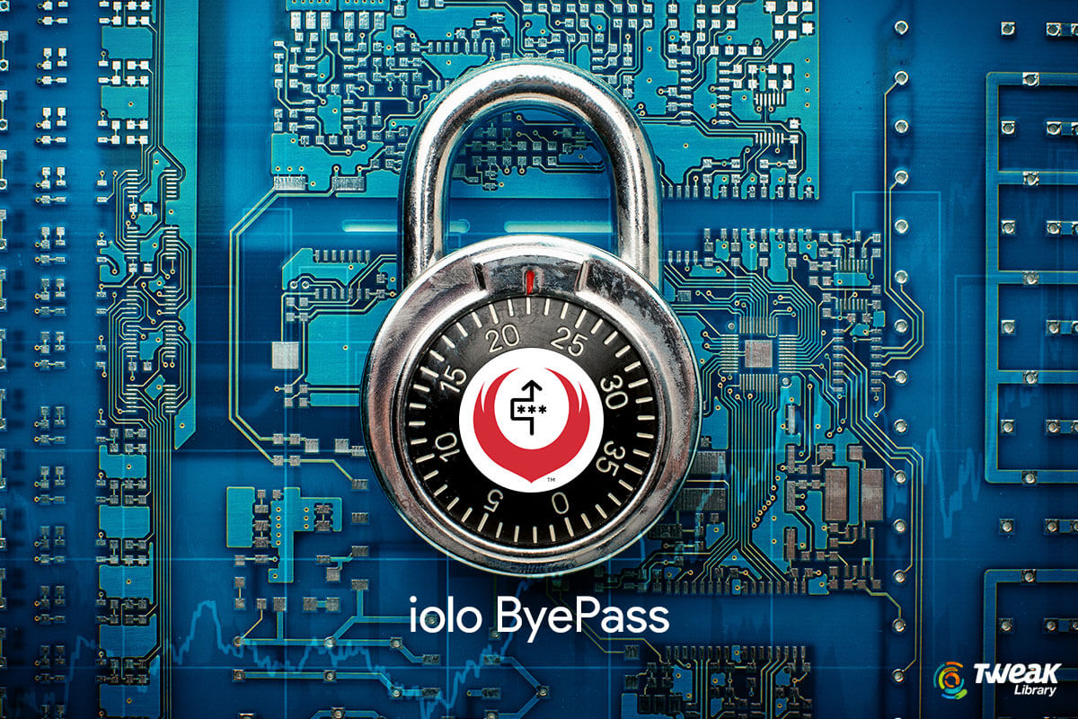 iolo ByePass – A Password Manager That'll For Sure Save Your Digital Identity