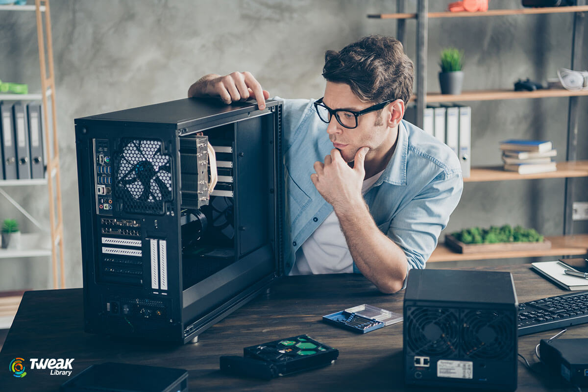 Handing Over Your PC For Repairs? Proceed Carefully