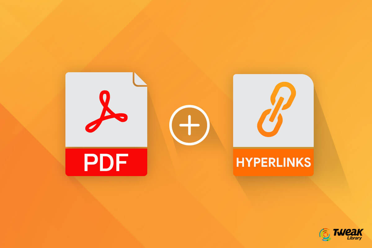 How To Add Hyperlinks In PDF On Mac And Windows