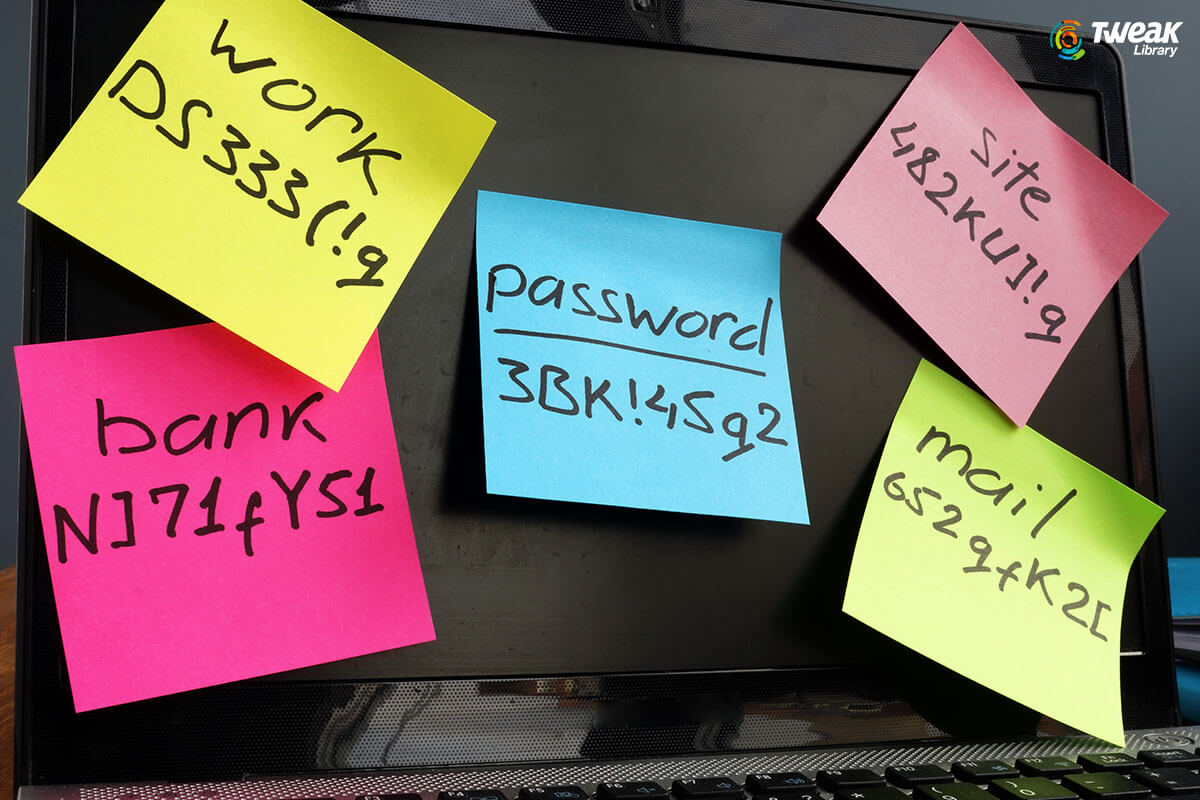 Bad Password Etiquette You Need To Do Away With Right Now