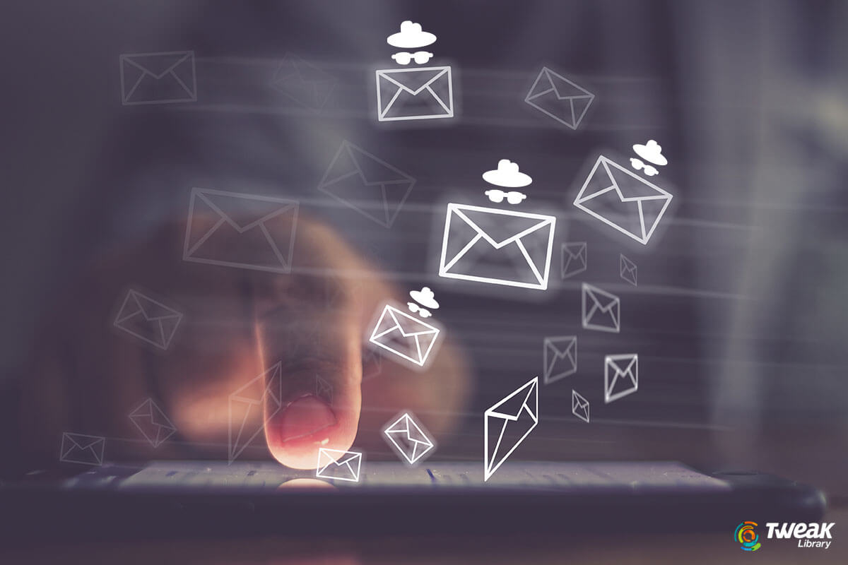 Avoid Spam and Junk Mails using Anonymous Email Forwarding