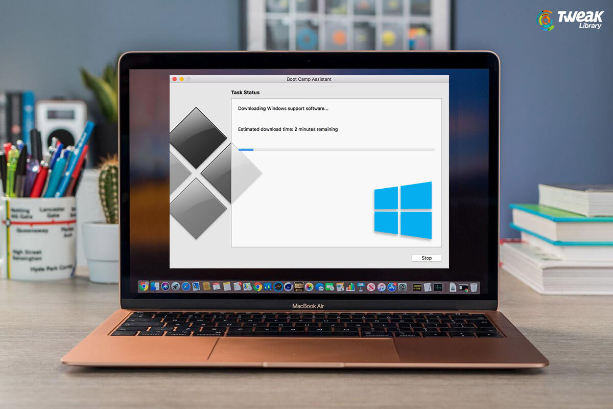 How To Install Windows On Your Mac Using Boot Camp Assistant