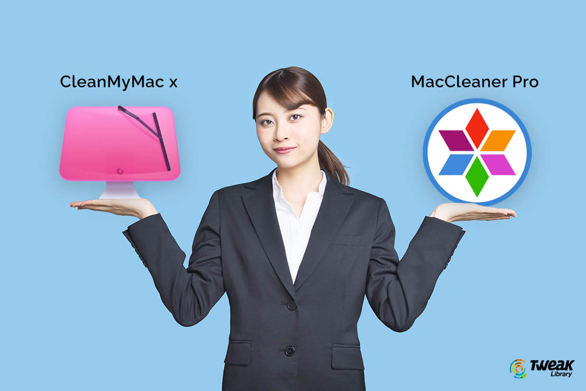 CleanMyMac X Vs MacCleaner Pro – Mac Cleaners Go Head To Head