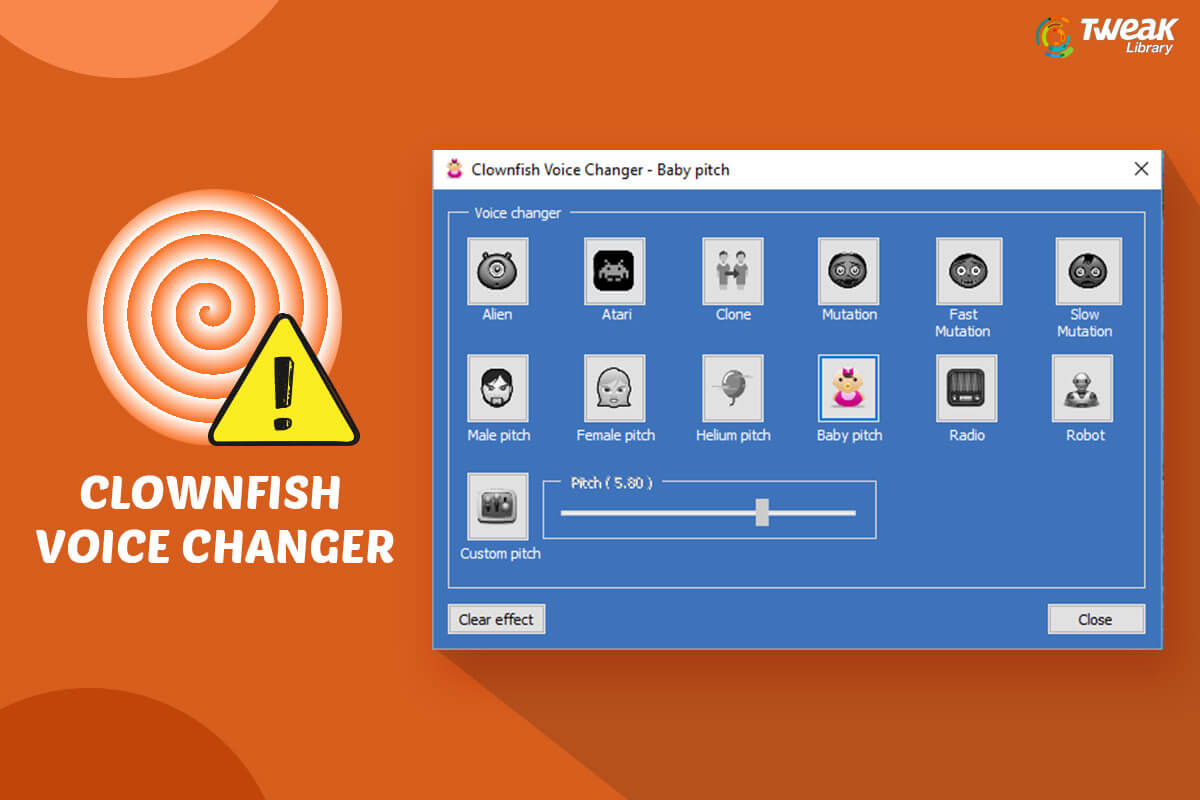 How to Fix Clownfish Voice Changer not working