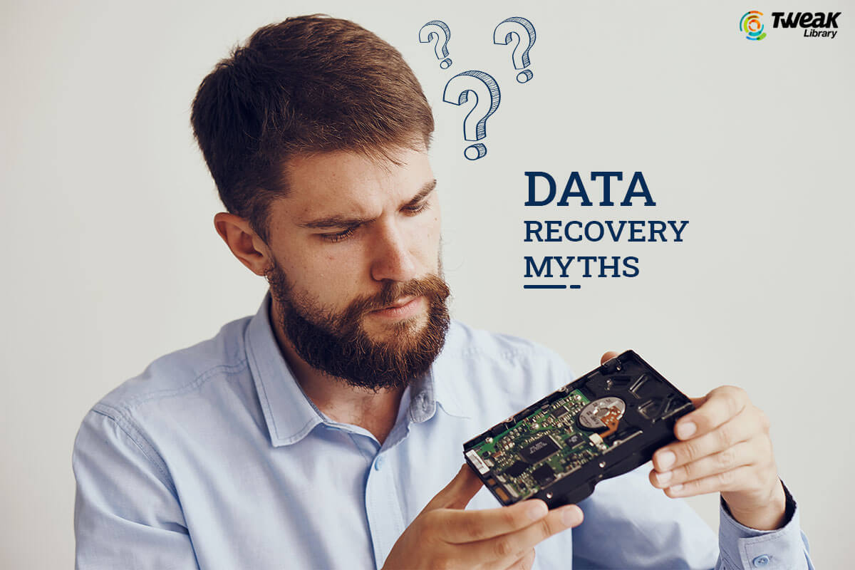 Common Data Recovery Myths Debunked