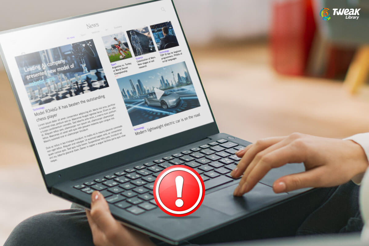 Double Finger Scroll Not Working On Windows 10? Here Are The Fixes
