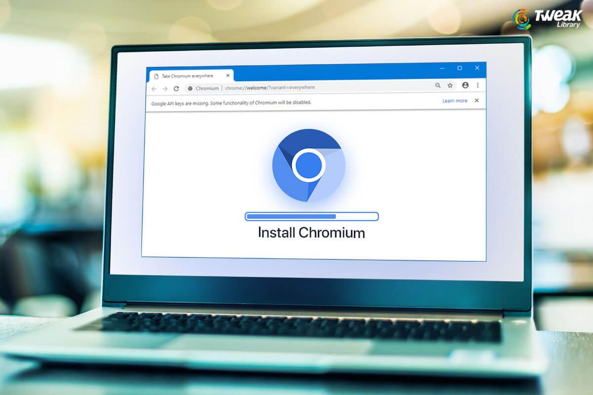 Easy Steps to Install Ungoogled Chromium