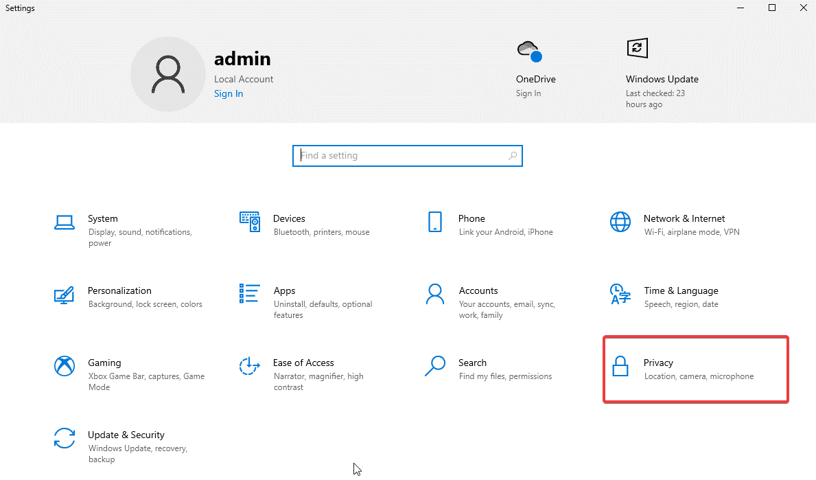 Skype Microphone Not Working – Windows 10