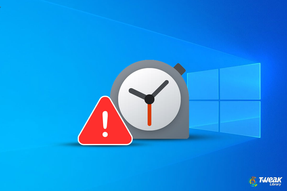 Windows 10 Clock Showing Wrong Time? Here Are Some Quick Fixes