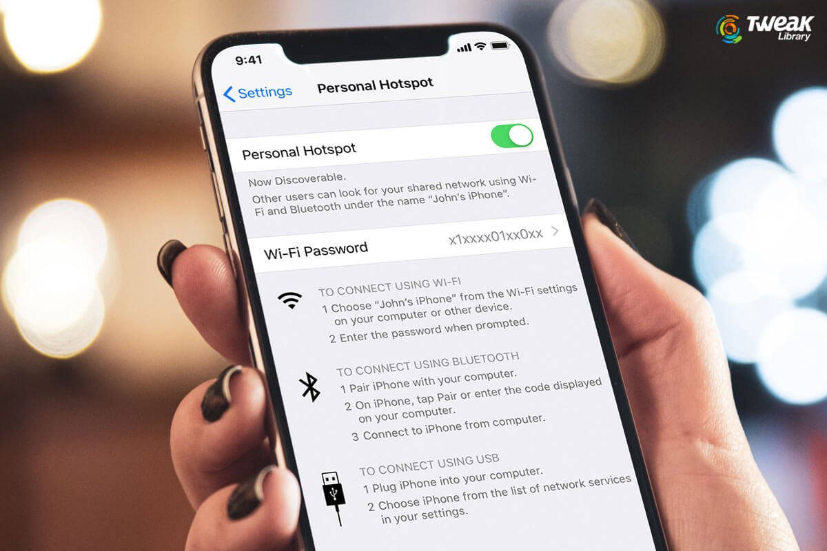 iPhone Hotspot not Working…. Try these fixes!