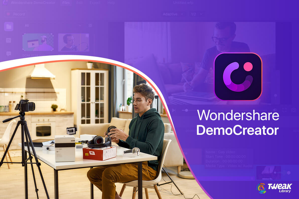 Wondershare Democreator – Screen Recording And Video Editing Tool Review.