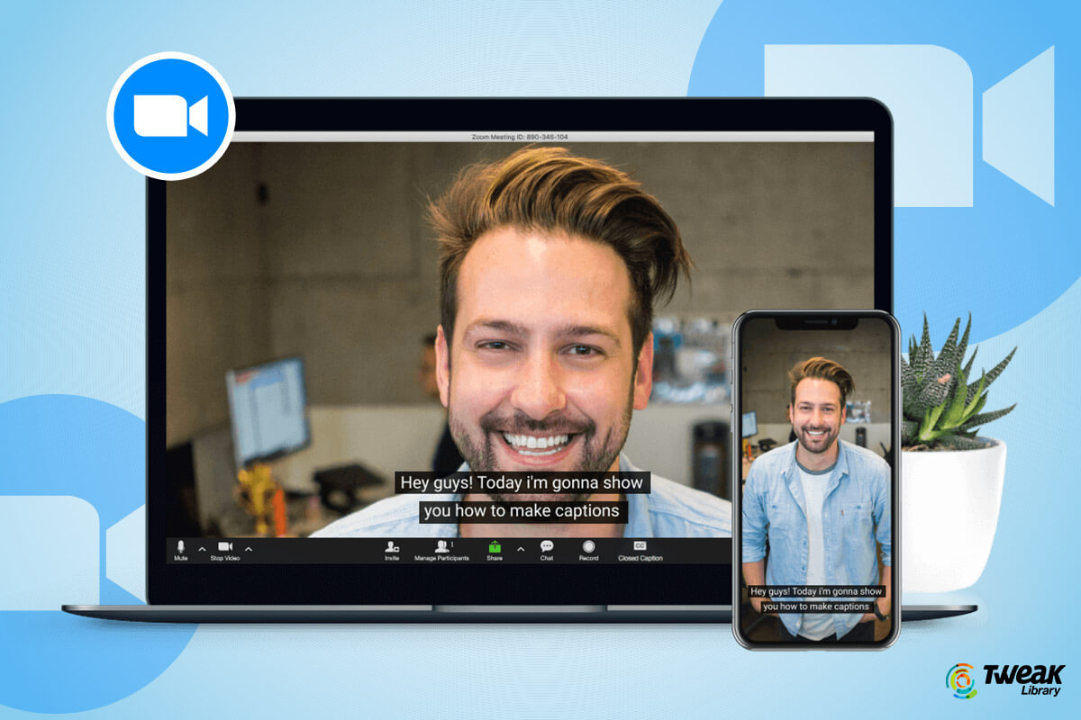 Zoom Live Captioning | How To Add Closed Captioning On Zoom?