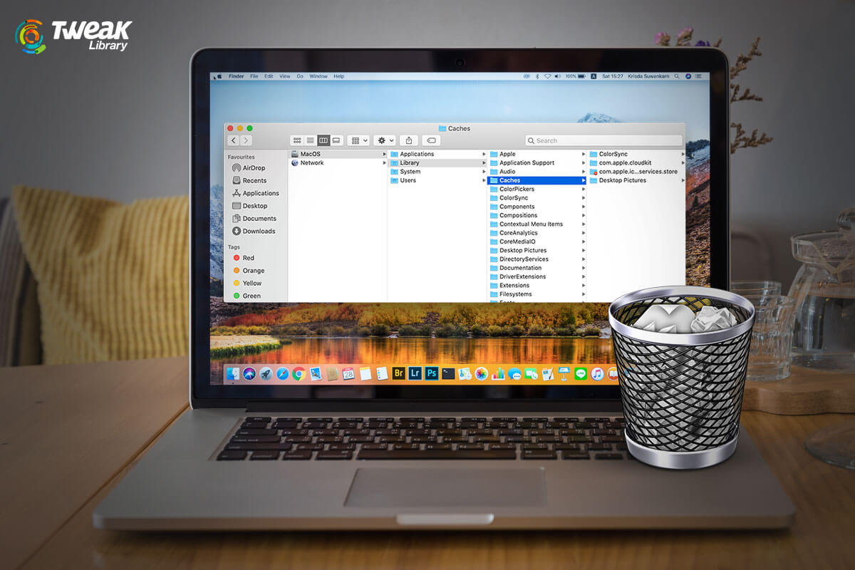 How To Clean Up Cache Or Junk Files On Mac?