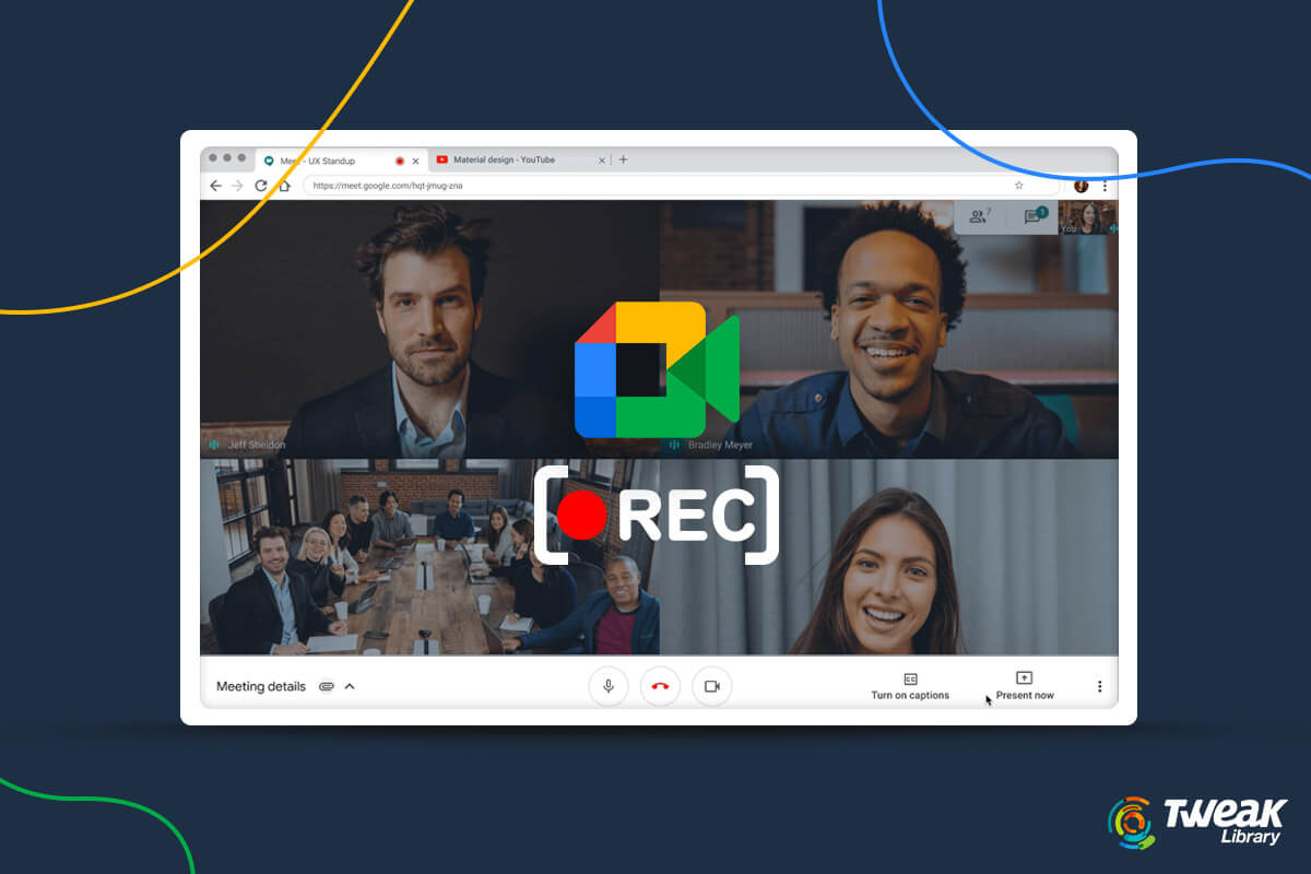 How To Record Meeting In Google Meet?