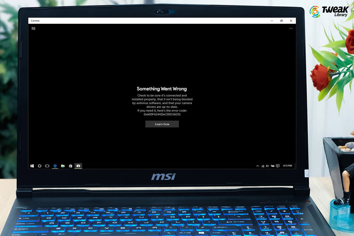 Resolved: Webcam Black Screen Issues on Windows 10