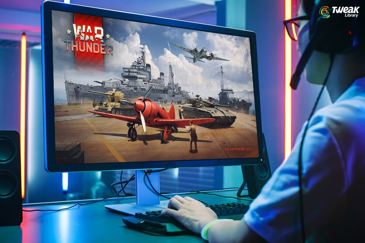 How To Fix War Thunder Low FPS