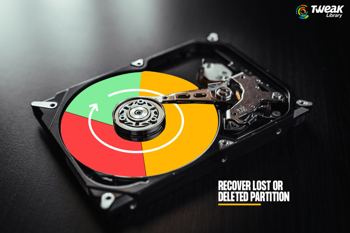 Ways to Recover Lost or Deleted Partition In Windows 10