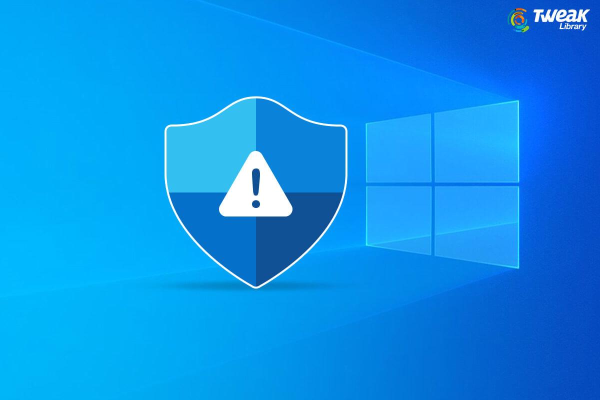 Windows Defender Not Working? Jitter Not! We've Got The Fixes