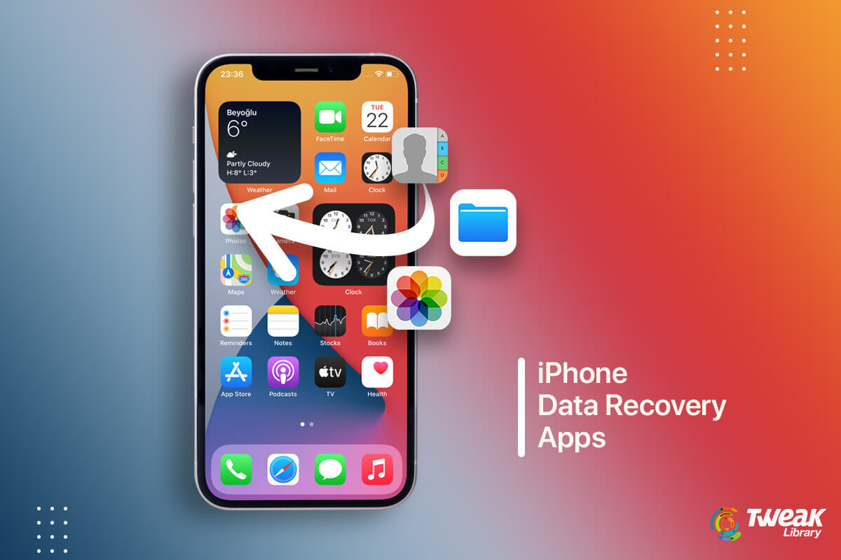 11 BEST iPhone Data Recovery Software & Apps in 2021