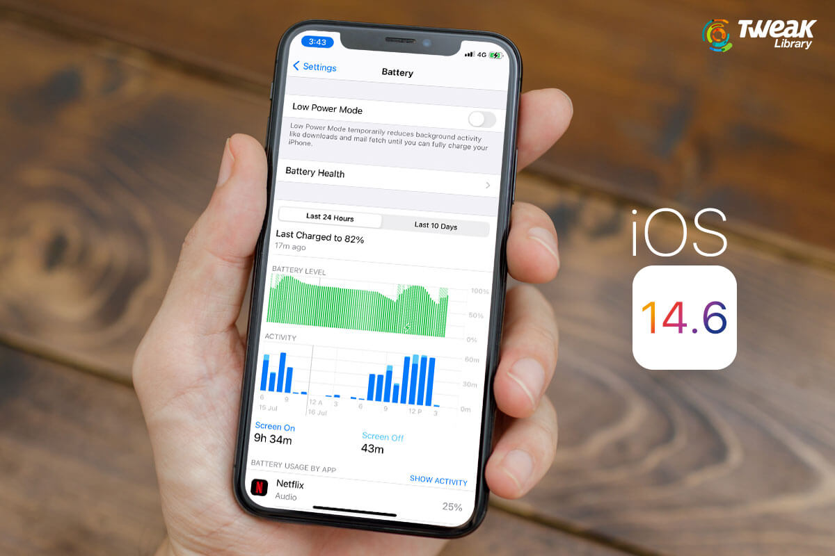 Best Ways to Fix Battery Issues on iOS 14.6