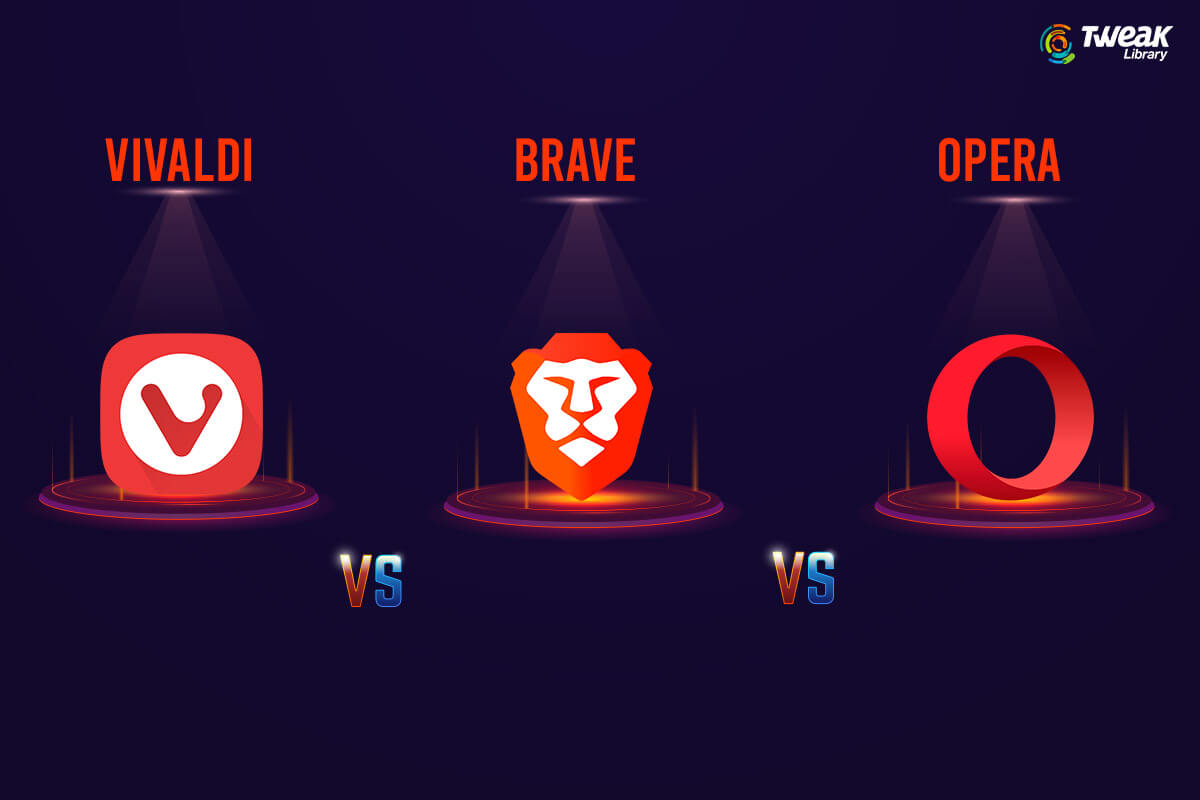 Vivaldi vs. Opera vs. Brave: Which Is the Best Chrome Alternative?