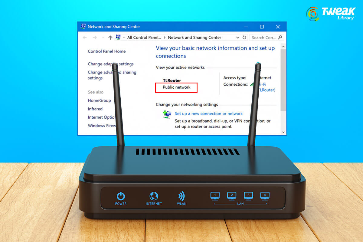 How To Change Windows 10 Network From Public To Private