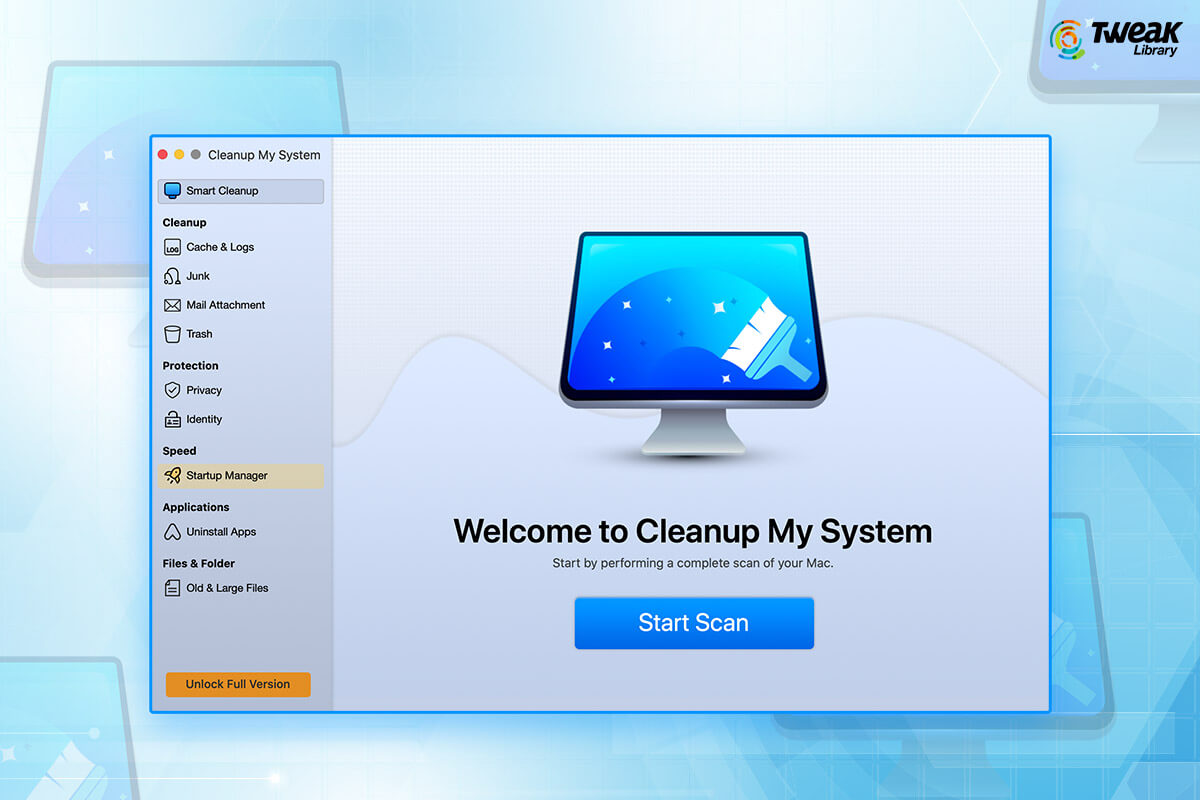 Cleanup My System Review- Spring Clean Your Mac In No Time