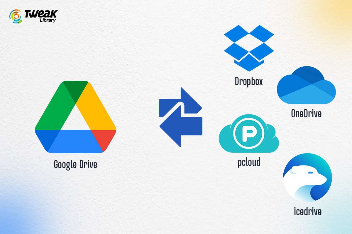 Best Google Drive Alternatives To Try for Storage Space