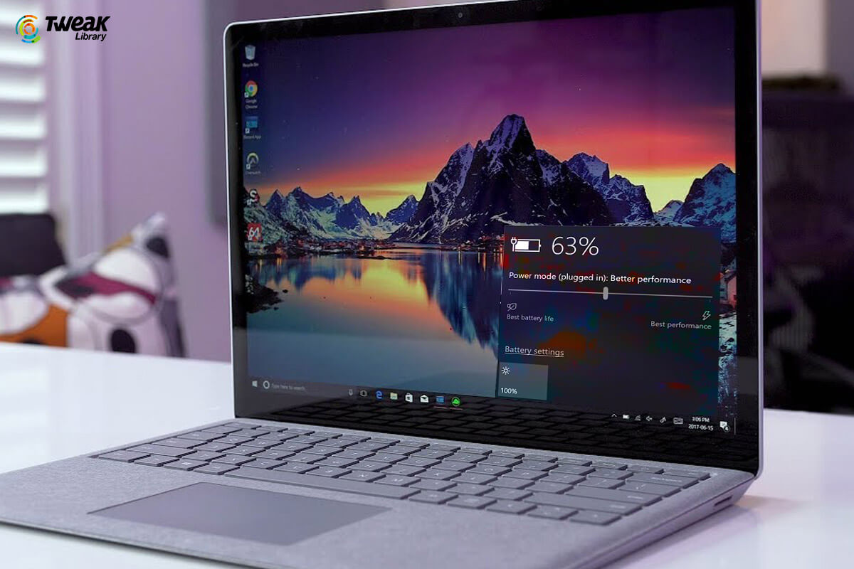 Ways To Calibrate Laptop Battery in Windows 10