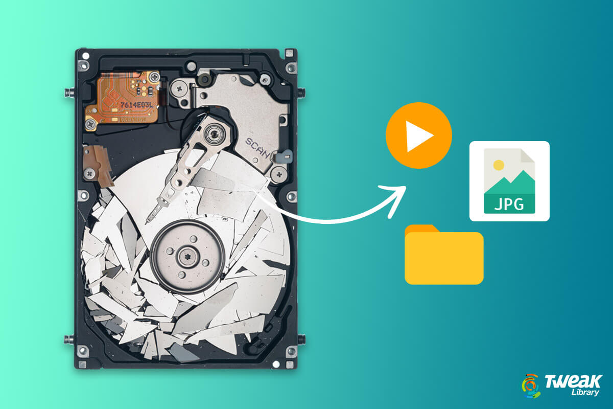 How To Recover Files From A Damaged/ Dead Hard Drive