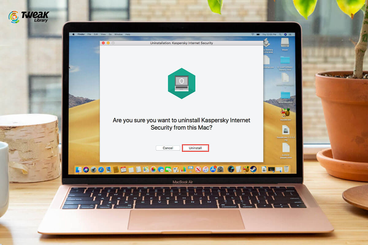How To Uninstall Kaspersky on Mac