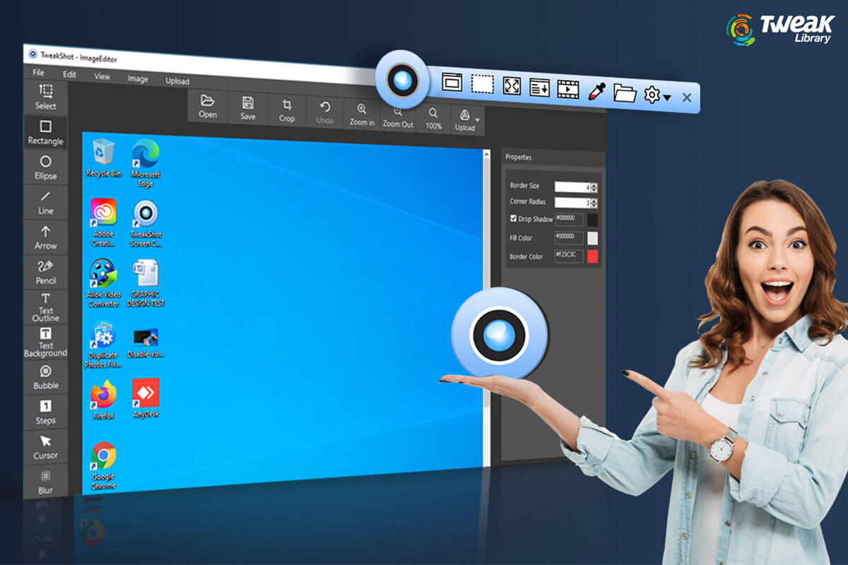 Is Tweakshot the Best Replacement for The Windows 10 Snipping Tool?