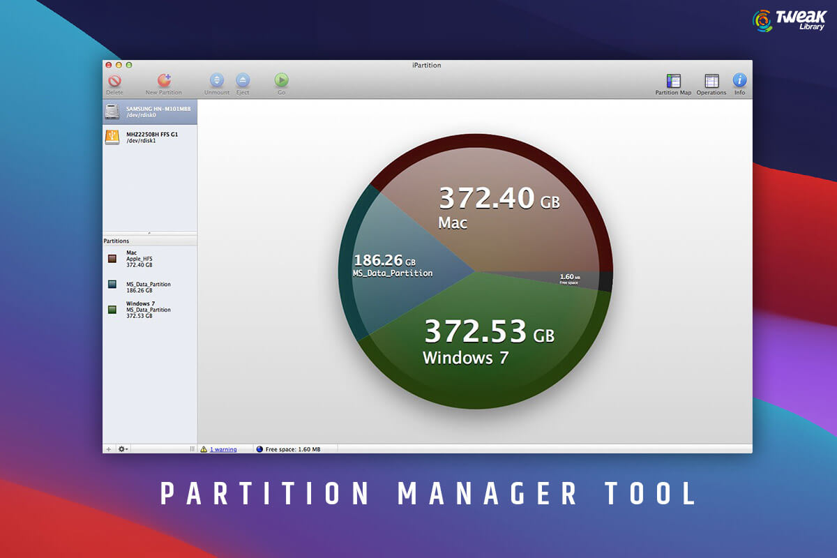 Best Hard Disk Partition Manager Tool For Mac 2021
