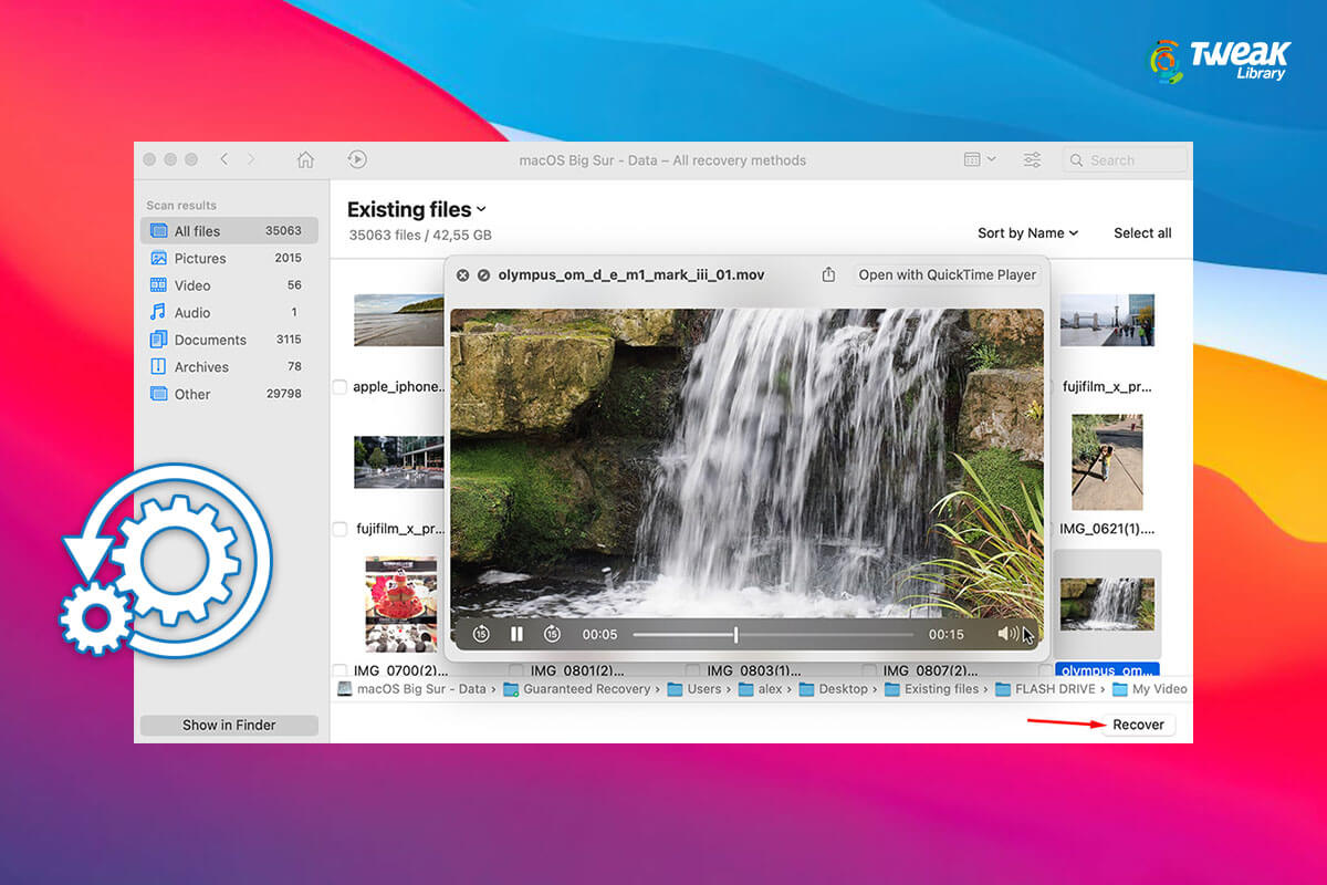 How To Recover Deleted Videos on Mac (1)