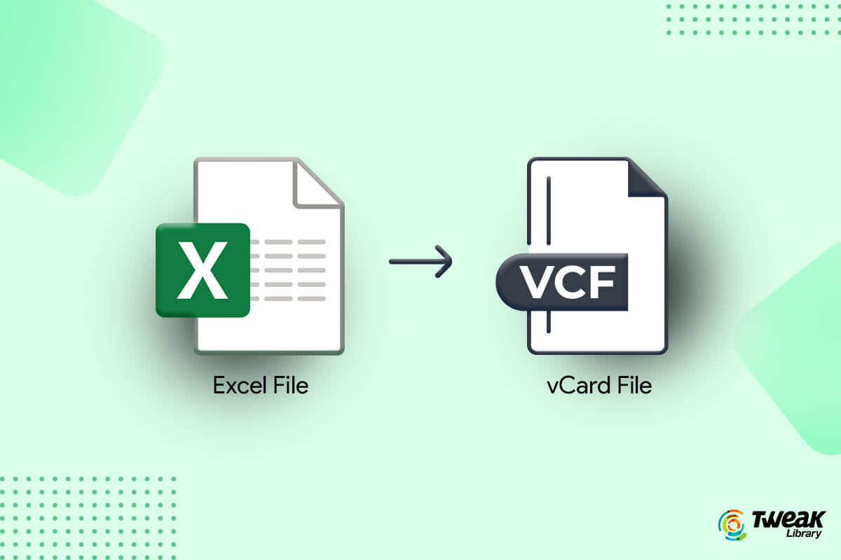 Best Ways To Convert Excel To vCard