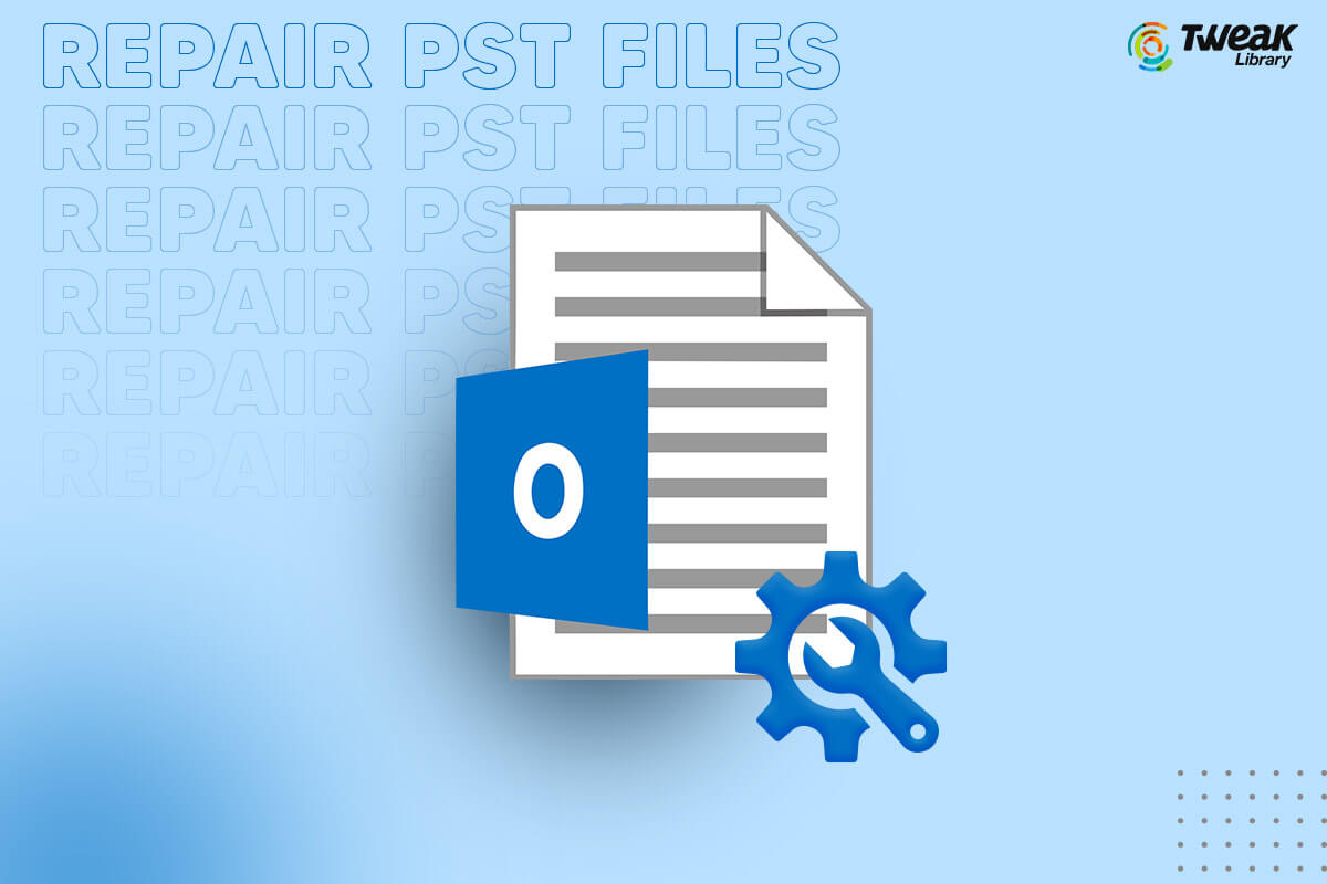 How to Repair PST Files in Outlook